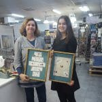 Art Work Experience Abroad Placement Picture Framers