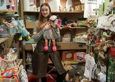 Retail Work Experience Abroad Placement Baby Shop