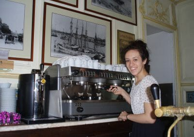 Cafe Work Experience Abroad Placement Barista