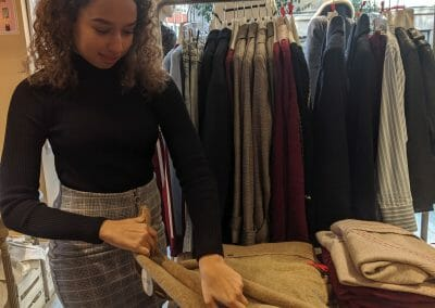Retail Work Experience Abroad Placement Clothes Shop
