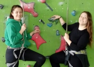 Sports Work Experience Abroad Placement Climbing Wall