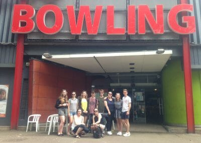 Lille Bowling Work Experience Abroad Group