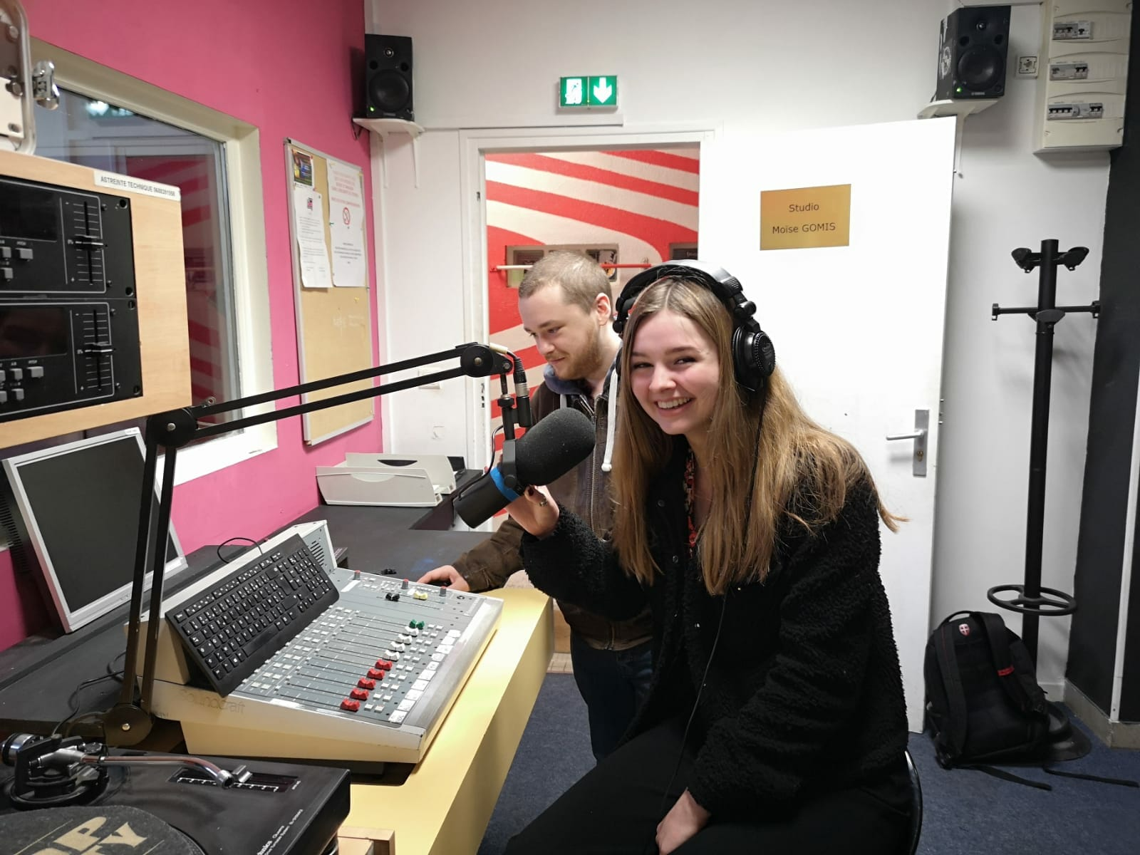 Radio Work Experience Abroad Placement