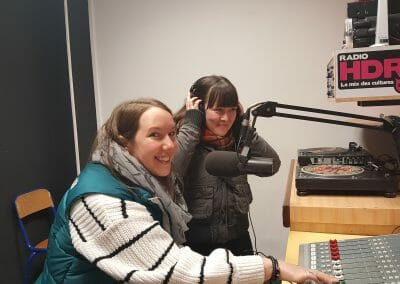 Radio Station Work Experience Abroad Placement