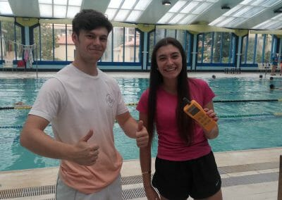 Swimming Pool Work Experience Abroad Placement Sport