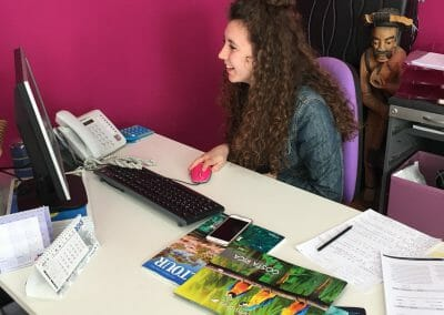 Travel Agent Work Experience Abroad Placement Tourism