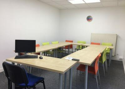 Paris French Language SchooClassroom France