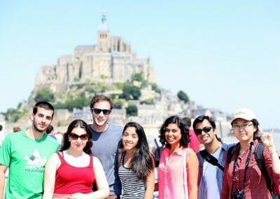 Paris French Language School Excursion France