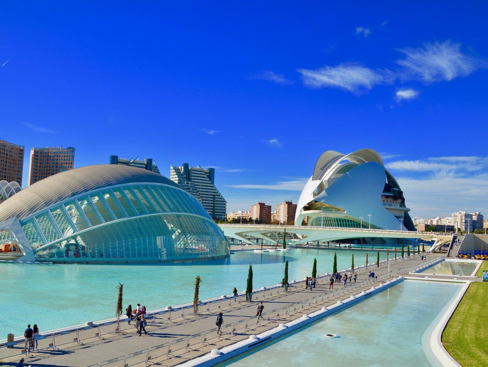 Valencia Science Park, Spain