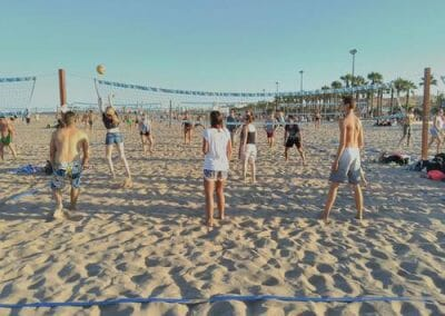 Spanish Language School Summer Camp in Valencia Beach