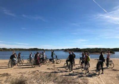 Spanish Language School Summer Camp in Valencia Bike Excursion