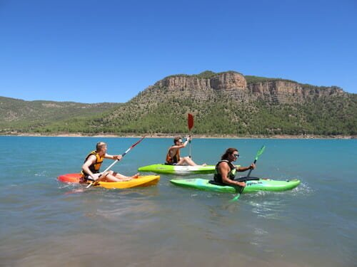 Spanish Language School Summer Camp in Valencia Water-sports