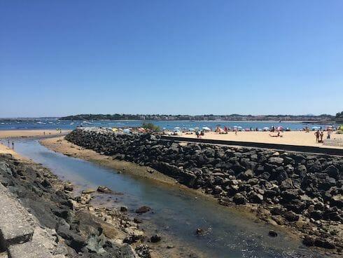 Biarritz Beach, France