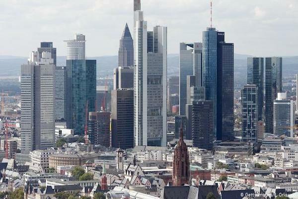 Frankfurt Business District