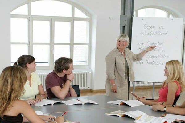 Frankfurt A Level German Revision Course in Germany