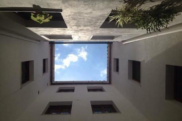 Granada Spanish Language School, Courtyard. Spain.