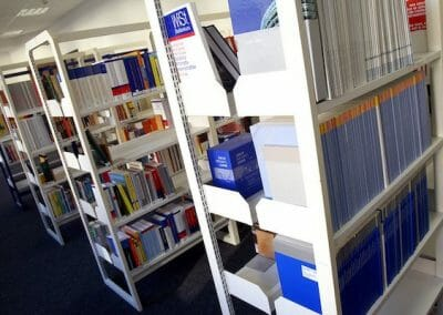 Hamburg German Language School Library Germany.