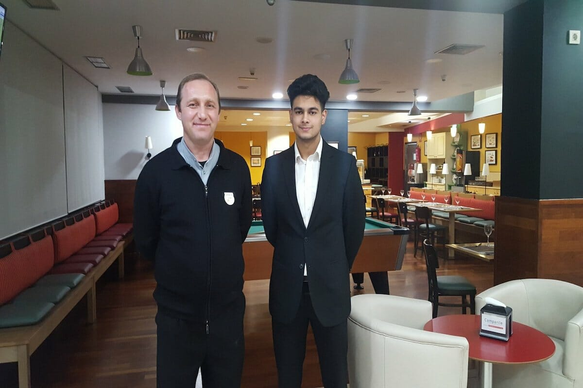Hotel Work Experience Abroad Placement