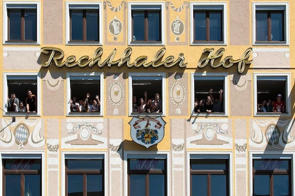 Munich German Language School Building, Germany