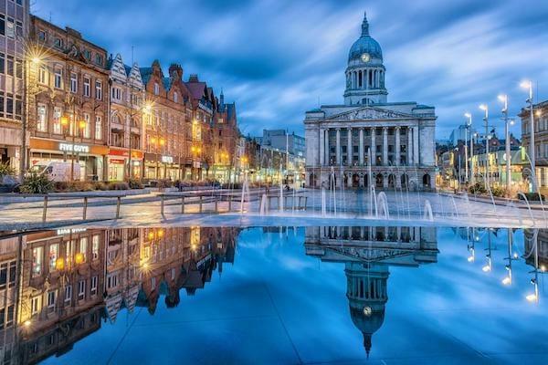 Nottingham Square