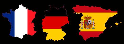 France Germany Spain