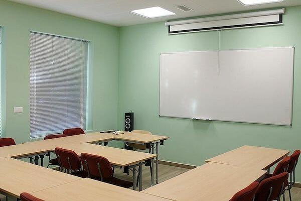 Benalmadena Spanish Language School Classroom