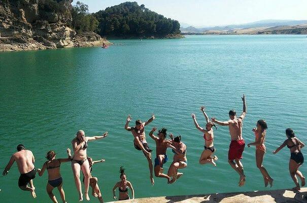 Benalmadena Spanish Summer Camp Water Activities