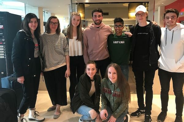 Work Experience Abroad Group