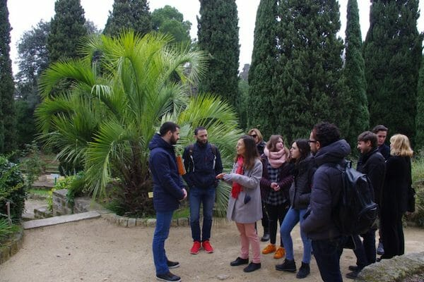 Montpellier French Language SchoolWalking Tour
