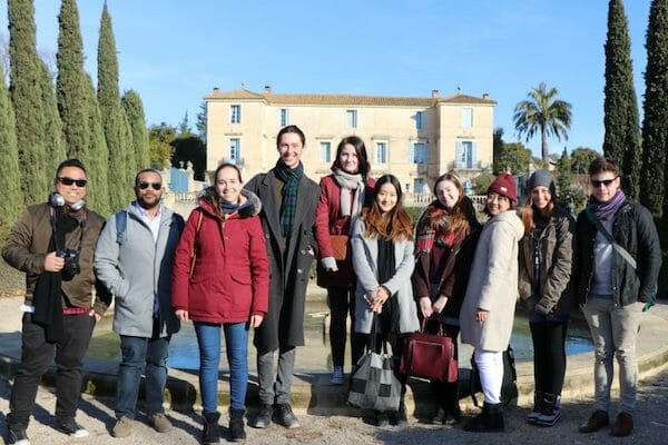 Montpellier French Language SchoolTour France