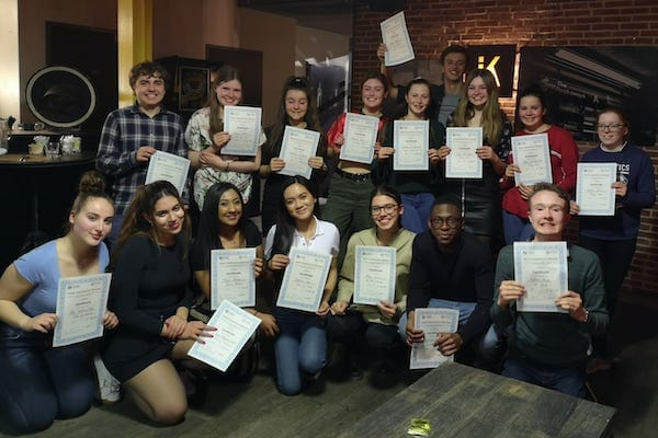 Work Experience Abroad Social