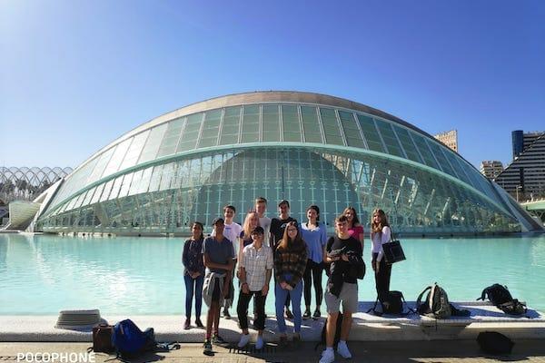 Valencia Science and Arts Park, Spain.