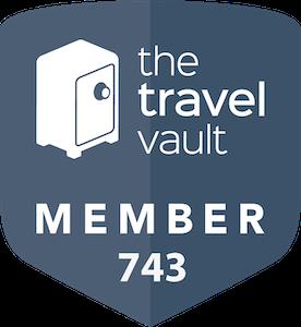 Travel Vault Logo