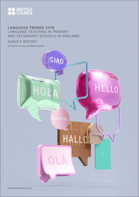 British Council Report Front Cover