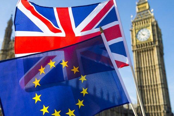 European Union and Union Flag