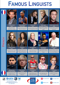 Famous Linguists - French