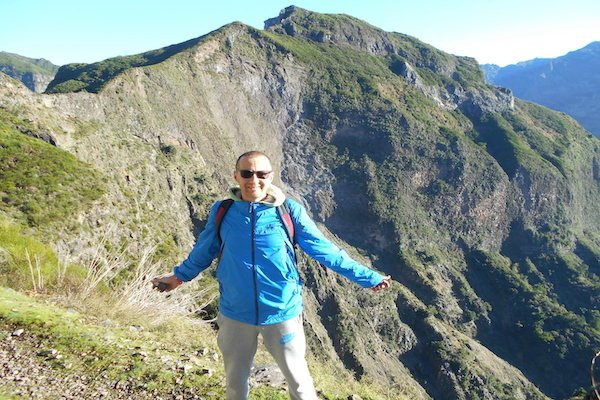 Christian Schofield Mountains