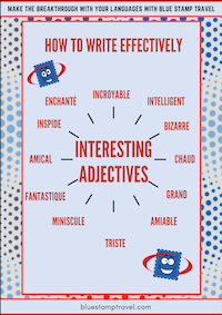 How To Write Effectively French 1