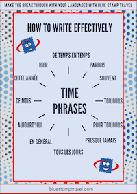 How To Write Effectively French 4