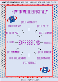 How To Write Effectively French 5