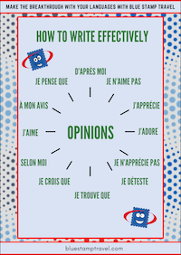How To Write Effectively French 6