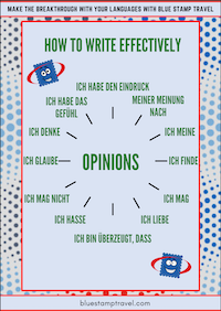 How To Write Effectively German 6