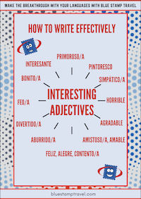 How To Write Effectively Spanish 1