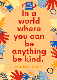 Be Kind Anti-Bullying Poster