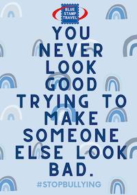 Anti-Bullying Poster