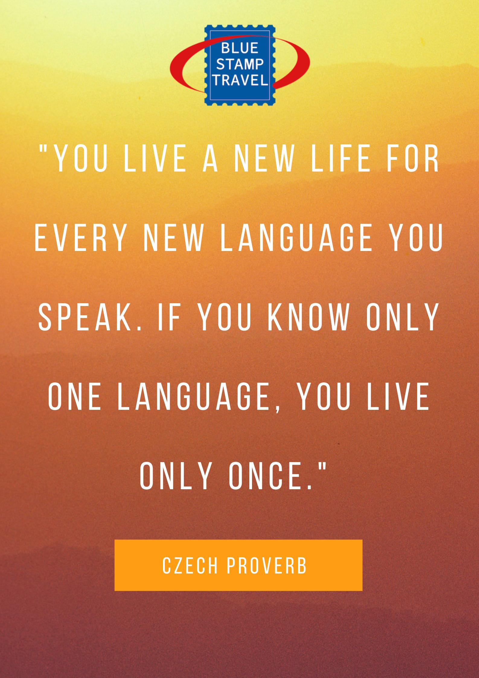 Languages Poster
