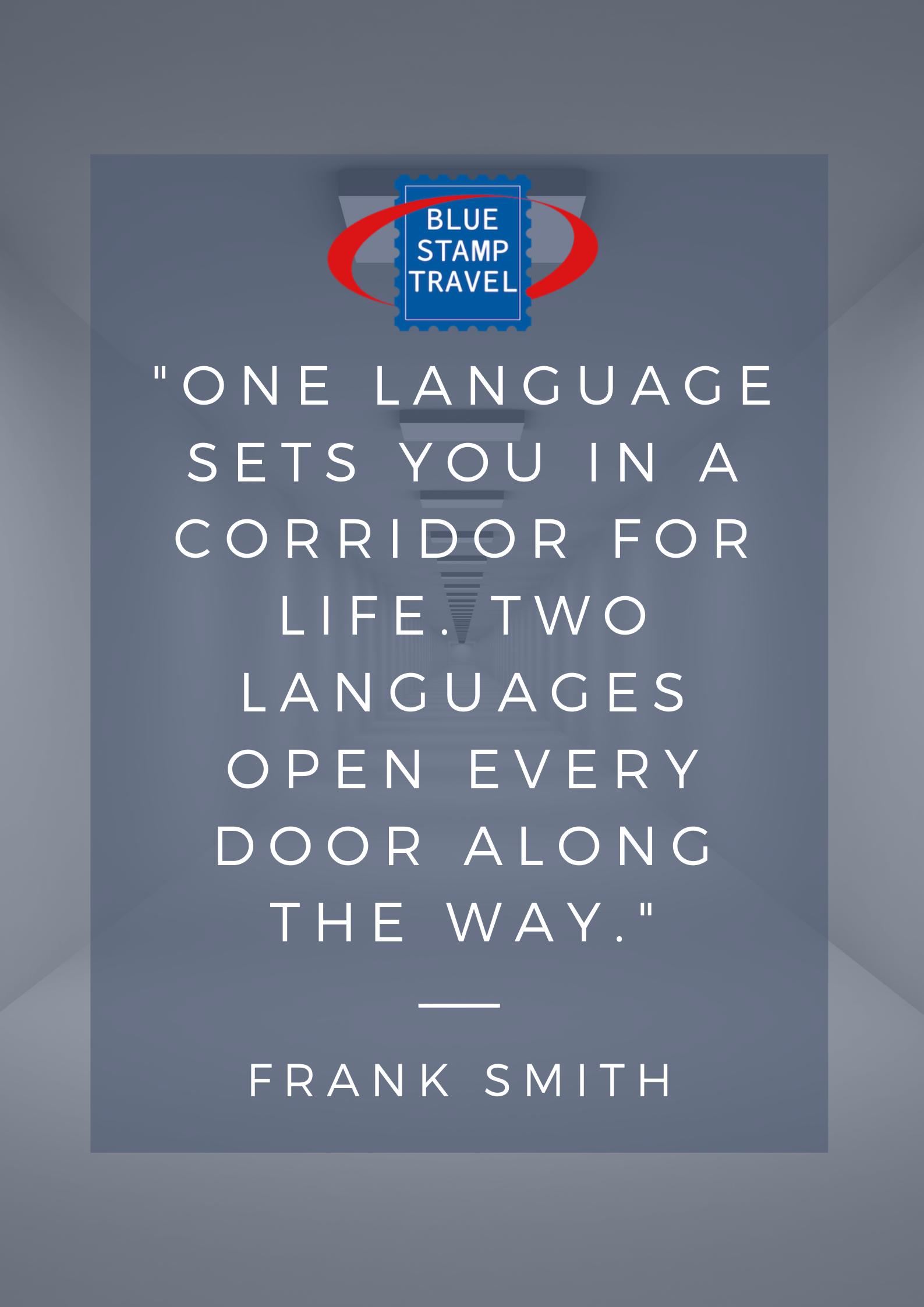 Languages Quote Poster