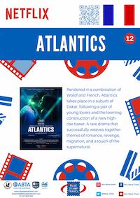 Atlantics Film Poster