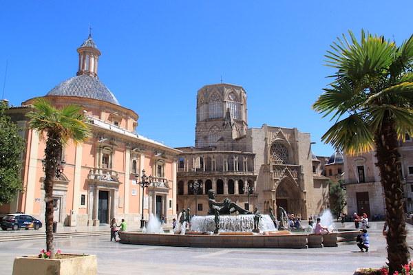 Place de Virgen