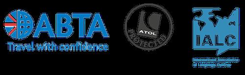 ABTA ATOL IALC Logos